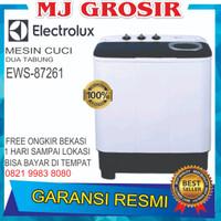 MESIN CUCI ELECTROLUX EWS87261 WA 7KG 2 TABUNG 87261 7 KG GERMAN TECH