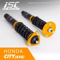 ISC Coilovers City SX8
