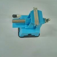 Ragum Mini Vise plastik kecil catokGoot ST-80 Original