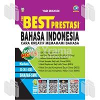 Buku The Best Prestasi Bahasa Indonesia untuk SMA/MA-SMK