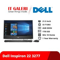 Desktop All-in-One Dell Inspiron 22 3277