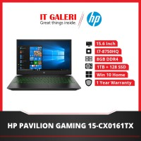 Laptop HP Pavilion Gaming Laptop 15-cx0161tx