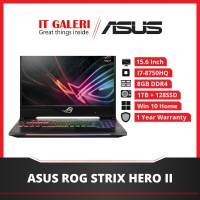 Laptop Asus ROG Strix Hero II GL504GM-ES029T Murah