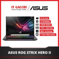 Laptop Gaming Asus ROG Strix Hero II GL504GM-ES170T Murah