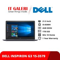 Laptop Dell Inspiron G3 15 3579 Core i5 Blue