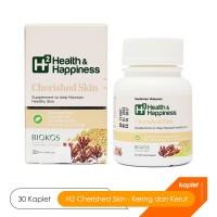 H2 Cherished Skin - Suplemen Kesehatan Kulit Kering dan Kerut
