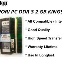 memori pc DDR3 2GB pc10600