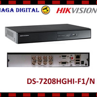 DVR HIKVISION TURBO HD 8CH / 8 CHANNEL DS-7208HGHI-F1/N