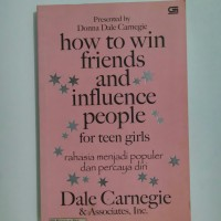 Dale Carnegie-How to win friend... for teen bahasa indo