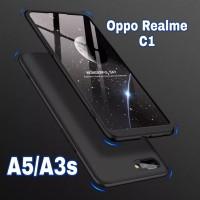 Case Oppo Realme C1 A5/A3s Original Gkk