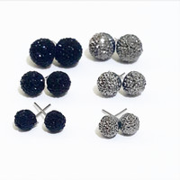 "ANTING EARRING BLING"" BALL"