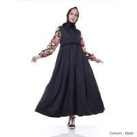 Gamis Muslim Original | Adiba Maxi | Dress Wanita Original