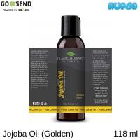 Plant Therapy Jojoba Oil Golden Pure Alami Cocok untuk Carrier Oil