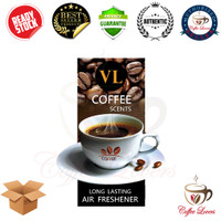 VL SCENTS CAR FRESHNER PARFUM MOBIL AROMA COFFEE