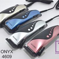 Alat Cukur Rambut Onyx 4609 / Cukuran Hair Clipper