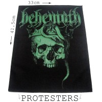 BACKPATCH EXTREME METAL BEHEMOTH