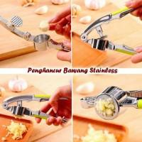 [ garlic press ]  bawang putih pressure penghancur
