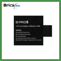 Brica Spare Battery for B-Pro 5 Alpha Plus - AP - Original Accesories