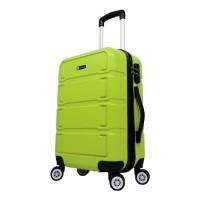 Tas Koper Polo Love - Fiber ABS Kabin Size 20 Inch 806 Green