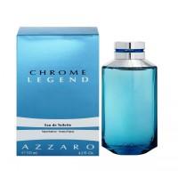 Azzaro Chrome Legend EDT Parfum Pria 125 ML NON BOX BERGARANSI
