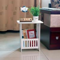 BEDSIDE TABLE Meja Sudut Coffee Table Meja Ngopi Meja Majalah