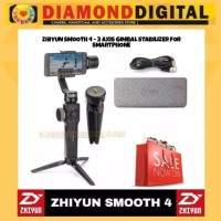 Zhiyun Smooth 4 - 3Axis Gimbal For Smartphone penganti Zhiyun Smooth Q