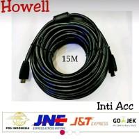 Kabel HDMI 15M Kabel HDMI to HDMI 15 Meter Howell