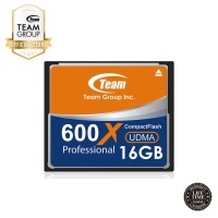 TeamGroup Memory Compact Flash16GB 600x