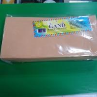 Amplop coklat kabinet