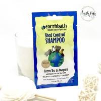 Earthbath Shed Control Green Tea & Awapuhi Dog & Cat Shampoo, 30ml