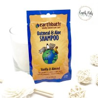 Earthbath Oatmeal & Aloe Dog & Cat Shampoo, 30ml