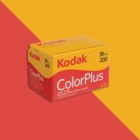 Roll Film Kodak Color Plus 200 (135mm / 35mm)