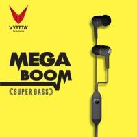VYATTA MEGA BOOM Earphone - SUPER BASS - SMART CONTROL