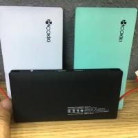 COKIKE-P2 10000mAh Powerbank Mobile Power Supplier Portable power bank