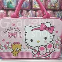 Hot Produk Tas Travel Bag Koper Anak Ukuran Besar Karakter Hello Kitty
