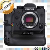 Harga fujifilm xh1 xh1 mirrorless digital camera body with battery | Pembandingharga.com