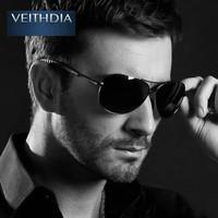(Original) Kacamata Sunglasses Aviator Polarized VEITHDIA SL-001