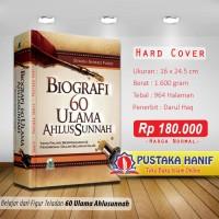Buku Biografi 60 Ulama Ahlussunnah - Kisah FigurTeladan