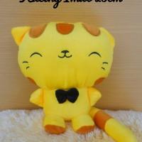 Boneka Kucing Imut