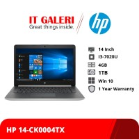 Laptop HP 14-ck0004tx