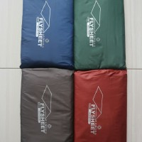 Flyseet komoro 3x4 m waterproof 100%