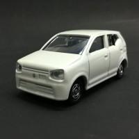 Tomica 8 Suzuki Alto Putih