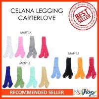 Celana Legging Polos Warna (Best Seller) Isi 4