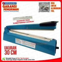 Homelux Impulse Sealer PFS-300 Alat Press Plastik 30 cm