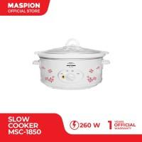 Maspion Slow Cooker MSC-1850