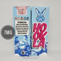 HOOKLA STRAWBERRY CRACKERS BY RED QUEEN 60ML 7MG (PREMIUM E LIQUID)