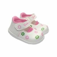 LS03 sepatu anak bayi perempuan bahan sol lembut model 1 2 3 tahun cit