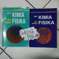Buku KIMIA FISIKA Edisi 4 Jilid 1-2