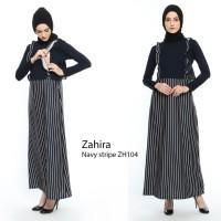Baju Muslim Gamis Dress Hamil Dan Menyusui zahira