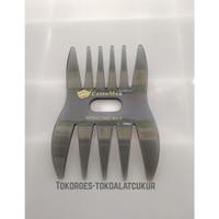 CestoMen Mesh Comb No.5 / Sisir Styling Barber